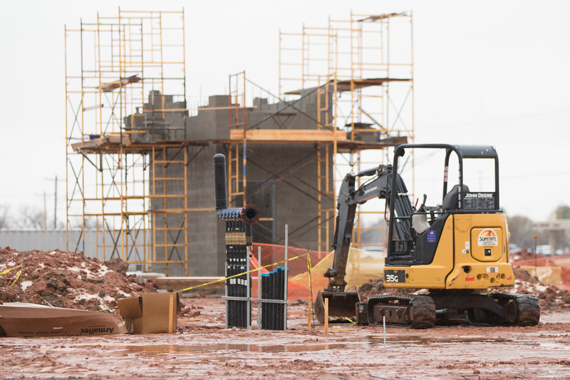 Western Farmers Electric Co-Op is building a new location at 3000 S Telephone Road in Moore, OK.