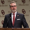 President and CEO Chuck Spicer announced that OU Medicine in Oklahoma City has taken ownership of OU Medical System hospital facilities from Nashville, TN based HCA.