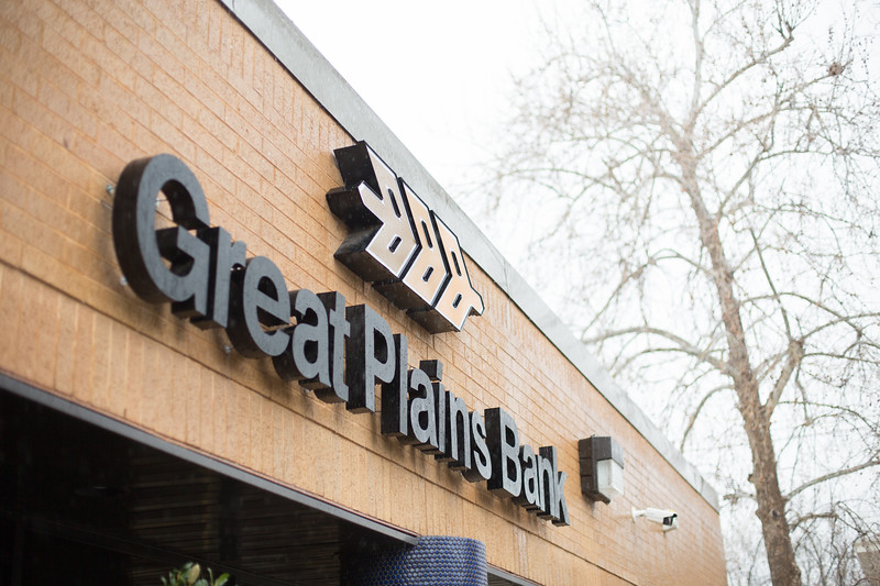 Great Plains Bank located at 601 NW 13th Street in Oklahoma City.