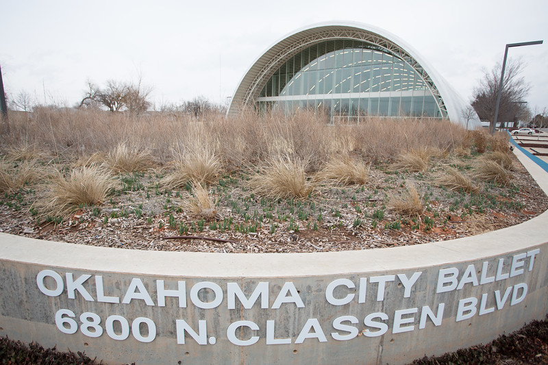 The Oklahoma City Ballet located at 6800 N Classen Blvd in Olahoma City, OK.