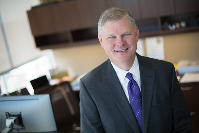 Greg Wheeler, Director of Private Wealth for BOK Finacial Corp. located at 499 W Sheridan Ave in Oklahoma City.