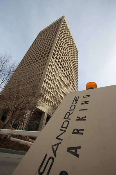 Sand Ridge Center located at 123 Robert S Kerr Ave in Oklahoma City.
