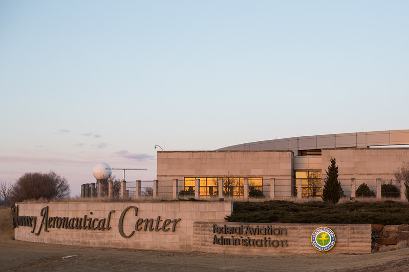 The Mike Monroney Aeronautical Center houses the Federal Aviation Administration in Oklahoma City.