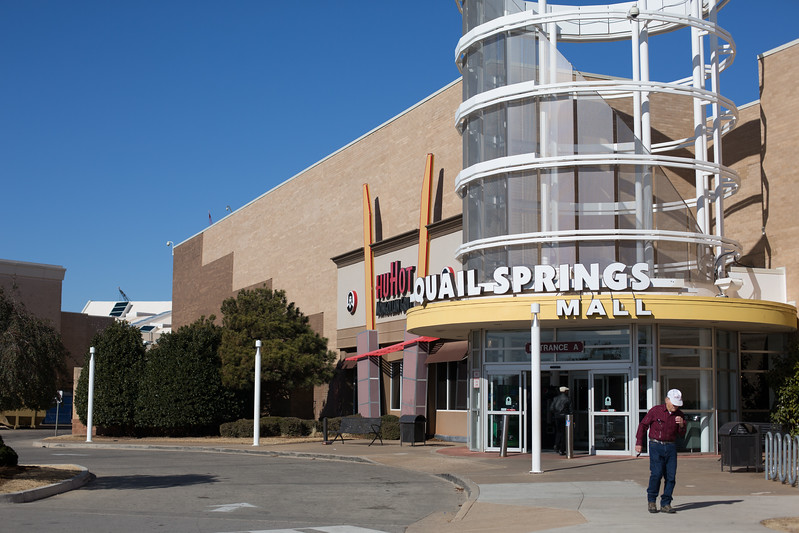 Quail Springs Mall located at 2501 W Memorial Rd in Oklahoma City.