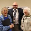 Fallsburg Board of Education Honors Volunteers