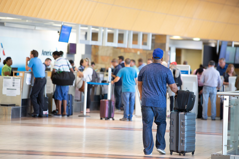 Will Rogers World Airport in Oklahoma City, OK has seen a ten percent increase in traffic.