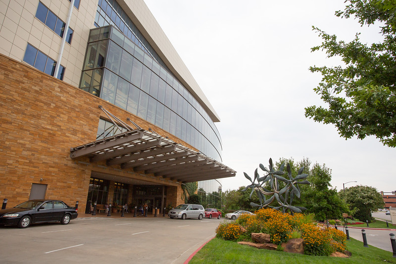 Stephenson Cancer Center located at 800 NE 10th Street in Oklahoma City, OK.