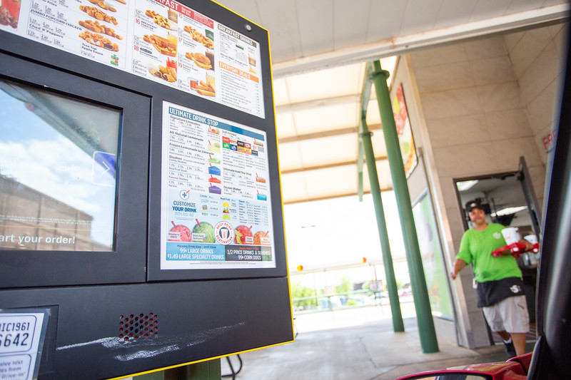 Sonic Drive-In located at 317 S Bryant Ave in Edmond, OK.