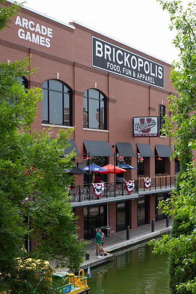 Brickopolis Entertainment located at 101 S Mickey Mantle Drive in Oklahoma City.