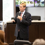 Oklahoma County Clerk David Hooten held a workshop on land titles and abstracts for other county clerks from across the state.