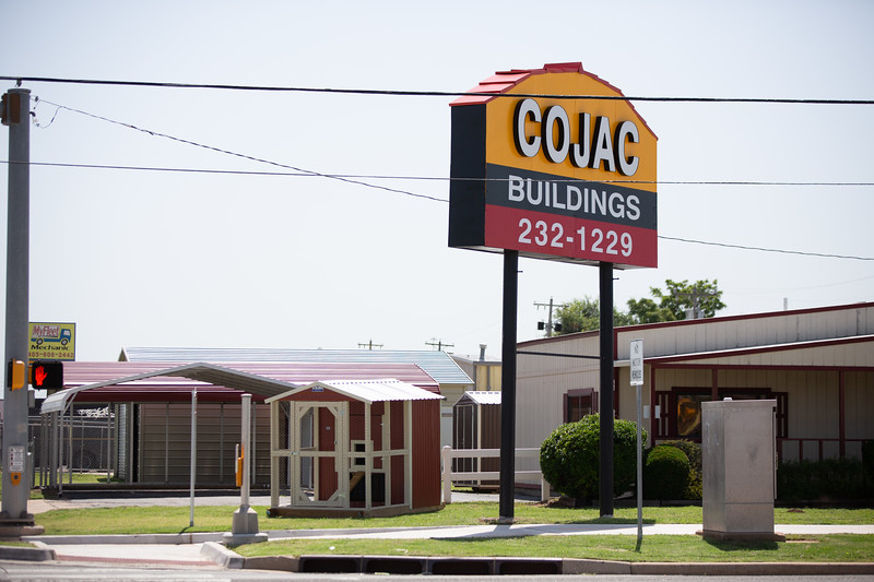 Cojac Buildings, located at May and Reno Ave in Oklahoma City, OK.