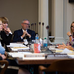 A meeting of the Oklahoma Ethics Commision held at the State Capitol in Oklahoma City.