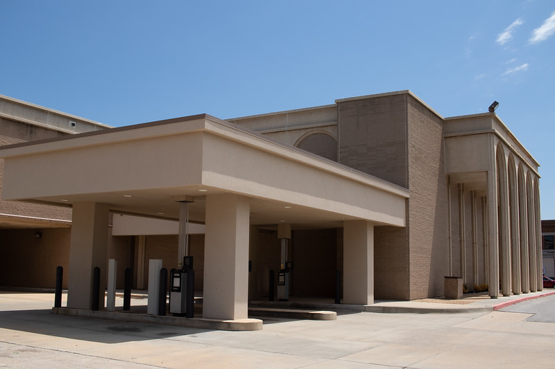 The former UMB Bank location in the Stockyards district of Oklahoma City.