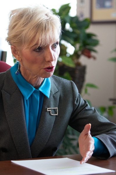 Oklahoma Corporation Commisioner Dana Murphy discusses the OGE rate cut approved by the commision.