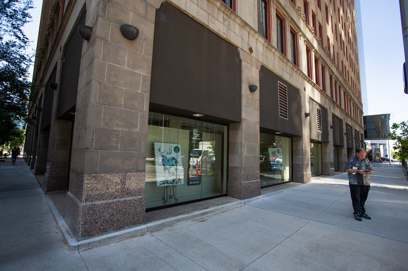 Stella Nova Coffee is coming to the Reniscance on Robinson building located at Robinson and Park Ave in Oklahoma City.