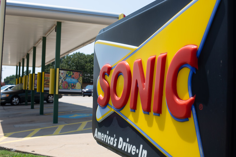Sonic Drive-In located at 3121 S Blvd in Edmond, OK.
