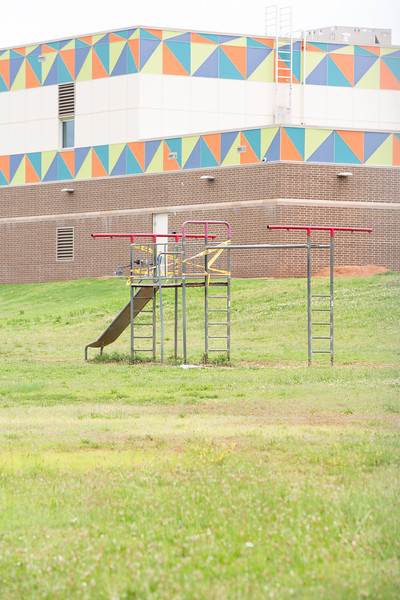Thelma R. Parks Elementary School located at 1501 NE 30th Street in Oklahoma City.