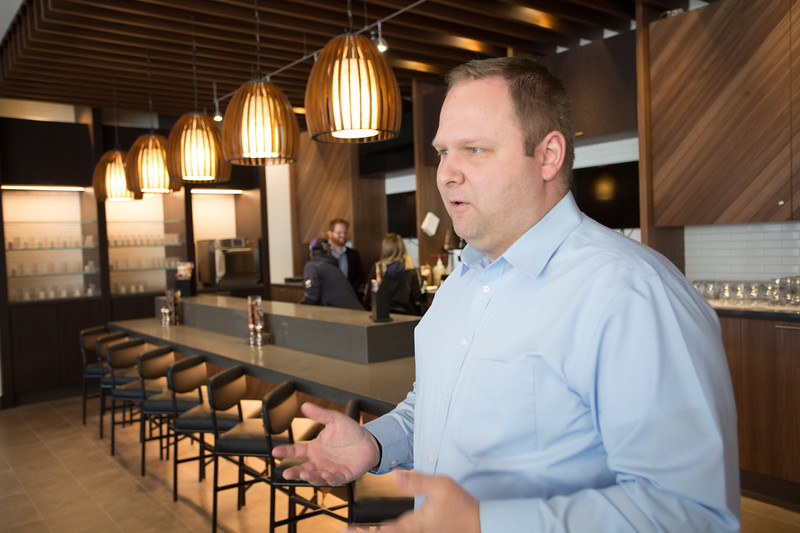 Brian Werkman is General Manager of the new Hyatt Place hotel located at 20 Russell M Perry Ave in Oklahoma City.