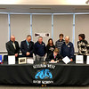 Mike Mullally signs_0410