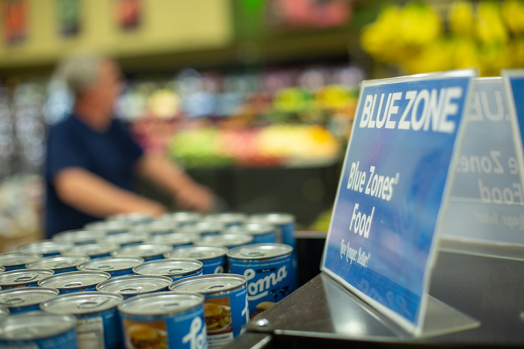 Firelak Discount Foods in Shawnee, OK was recently Blue Zone certified.