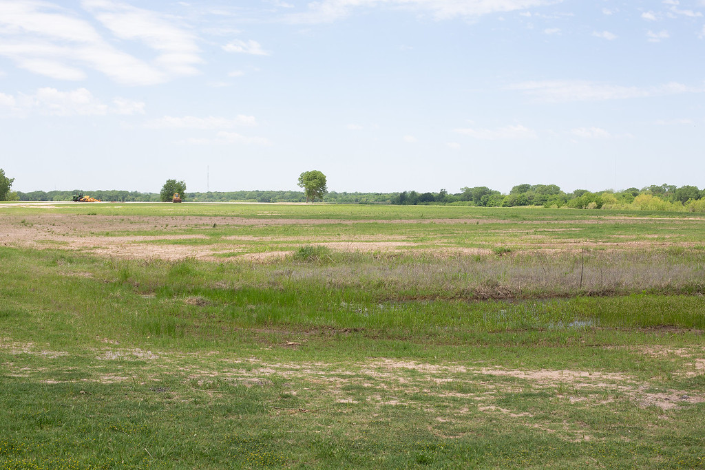 Dolese Bros has closed their sand facility at 4727 N Mudwest Blvd in Oklahoma City and plan to renivate the four hundred acre site into a river front park.