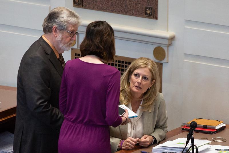 Oklahoma State Senator Kim David.