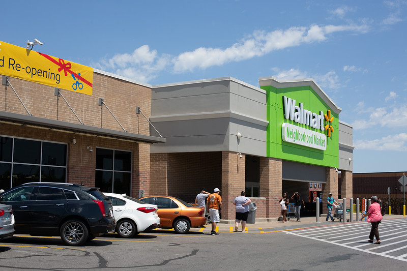 Wal-Mart Stores, Inc is backing a state question that would allow retailers to open eye care clinics.