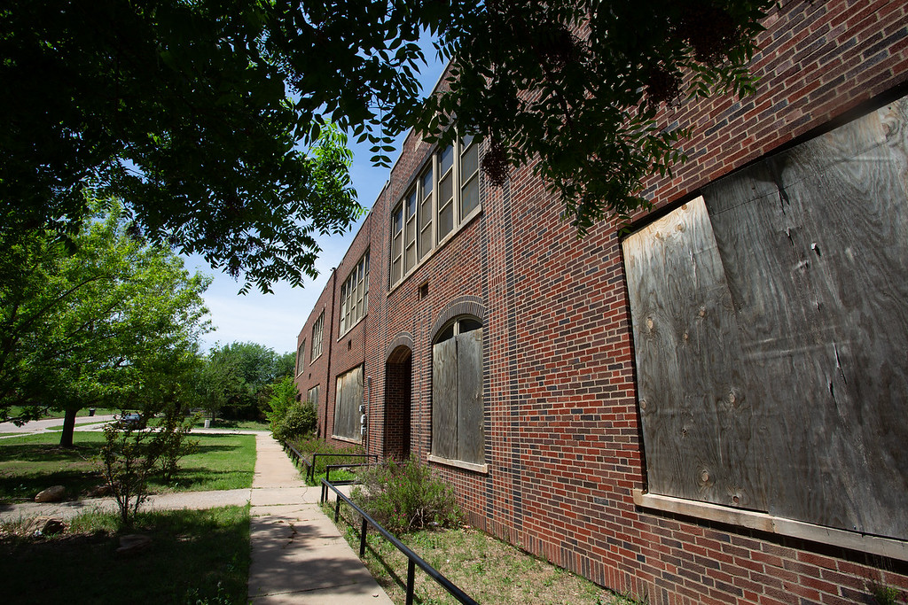 Marcus Garvey Leadership Charter School located at 1537 NE 24th Street in Oklahoma City.