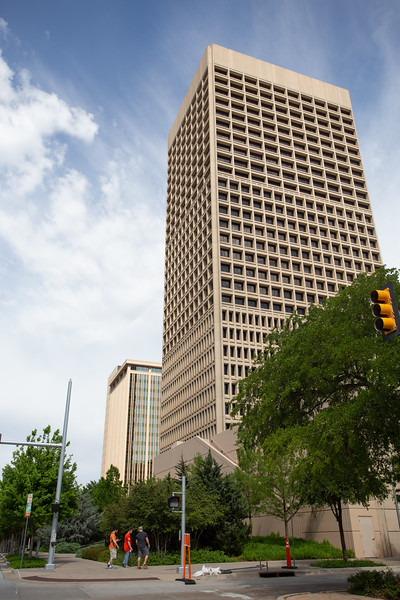SandRidge Energy located at 123 Robert S Kerr Blvd in Oklahoma City.