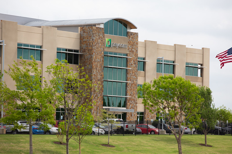 Paycom, Inc located at 7501 W Memorial Rd in Oklahoma City.