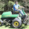 Twin Village superintendent greenskeeper
