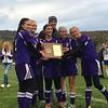 Roscoe Downsville Girls soccer