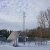 HIGHLAND - weather station in Eldred