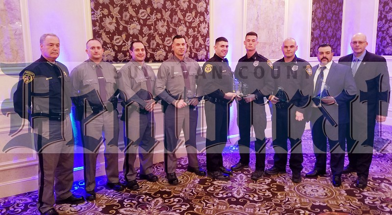 05 06 19 Officers honored at DWI Conference