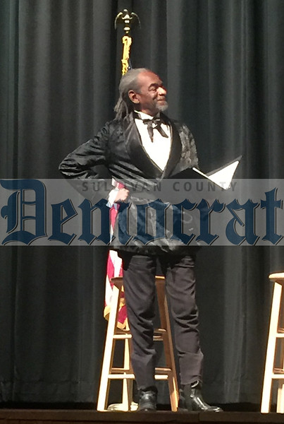 01 06 20 Frederick Douglass live in Mamakating