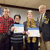 01 13 20 Diane Cunningham inducted into Tri-Valley Lions