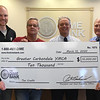 03 16 20 Dime Bank Donated $10,000 00 to the Carbondale YMCA