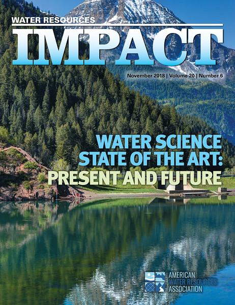 November 2018 Cover - Water Resources IMPACT