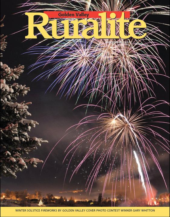 December 2010 Golden Valley Ruralite Magazine - Alaska