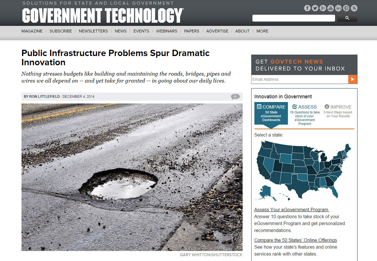 Solutions for State and Local Government - Government Technology Website