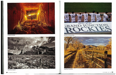 Horsethief Ranch - published in Grand Valley Magazine, April 2014
