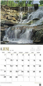 Published in 2015 Wild & Scenic Kansas Calendar, published by BrownTrout Publishers
