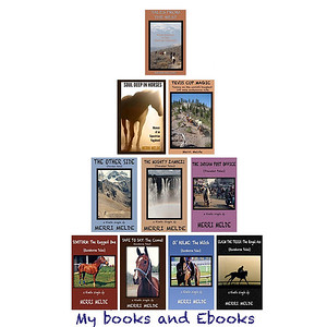 Published Work: My Books and Ebooks
