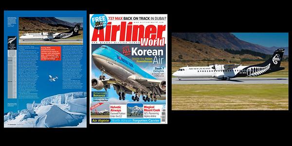 AirlinerWorld Magazine - Jan 2020