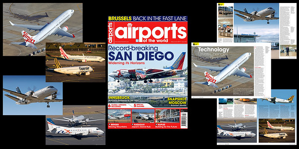 Airports of the World Magazine - May / June 2019 Issue