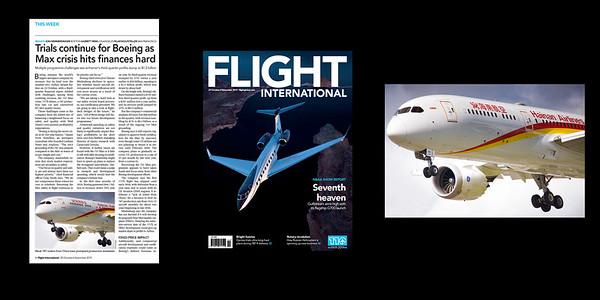 Flight International Magazine - Week 29th Oct 2019 Issue