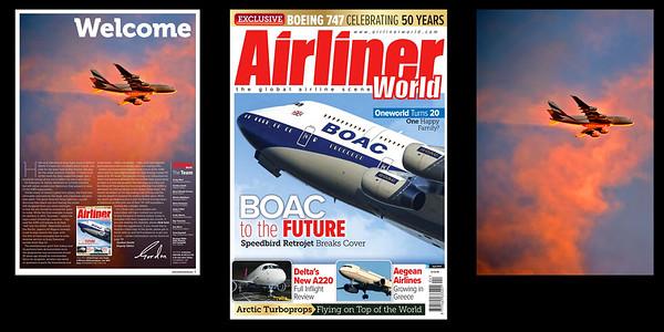 Airliner World Magazine - Apr 2019 Issue