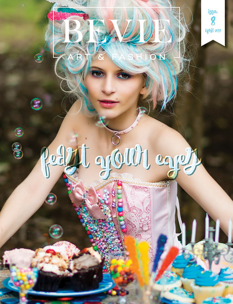 """""""Feast Your Eyes"""" April 2018 Issue"""