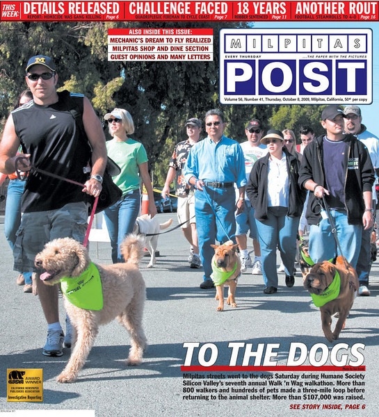 <strong>Cover - October 8, 2009</strong>