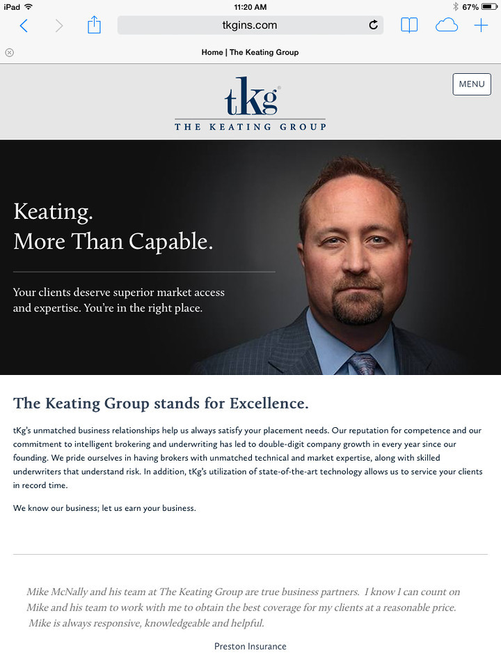 2014.04.19 - The Keating Group
